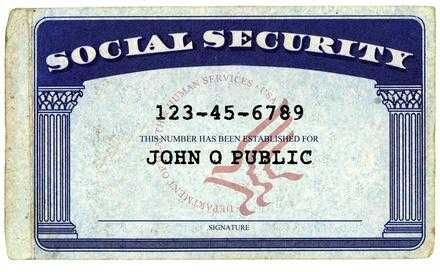Social Security John Q Public