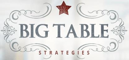 Big Table Strategies