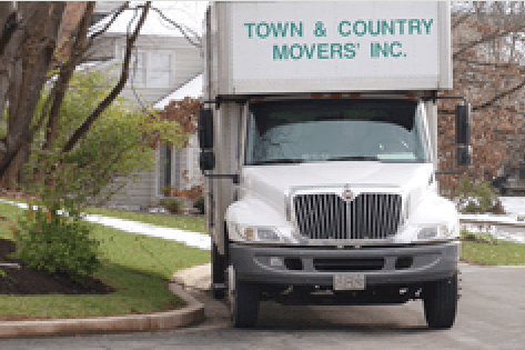 Eva Robinson town and Country Movers