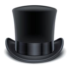 The Gentleman Closer top hat